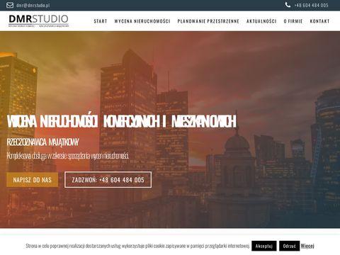 DMR Studio - wycena nieruchomości Warszawa