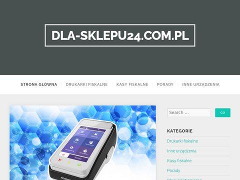 Dla-sklepu24.com.pl - jak kupić kasę fiskalną