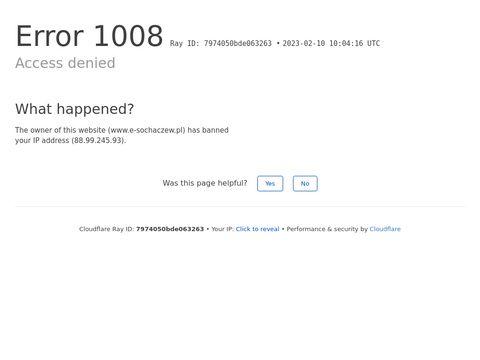 e-Sochaczew.pl - ogłoszenia