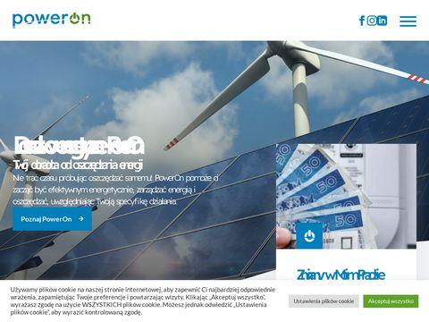 E-poweron.pl audyty efektywności energetycznej