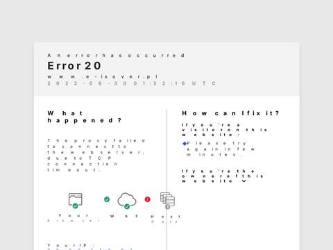 E-isover.pl izolacje dachu