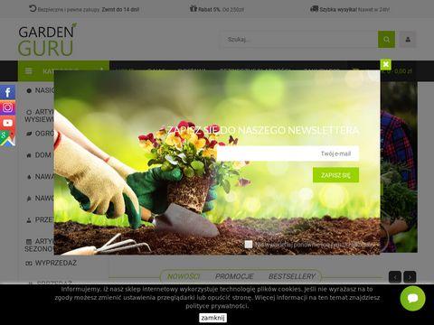 E-ogrodniczy.com.pl internetowy sklep ogrodniczy