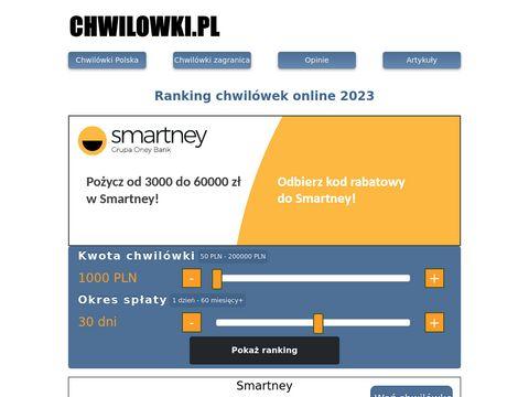 E-chwilowki.pl ranking