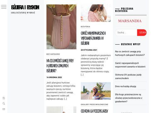 Tania biżuteria e-blyskkotki.pl