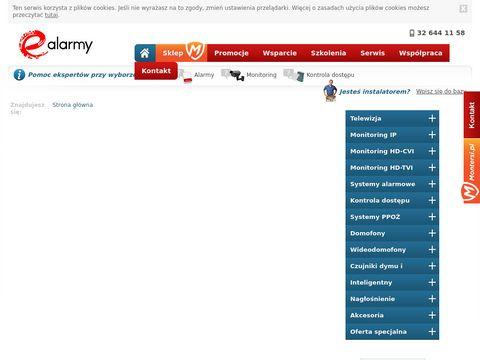 E-alarmy.pl - monitoring IP