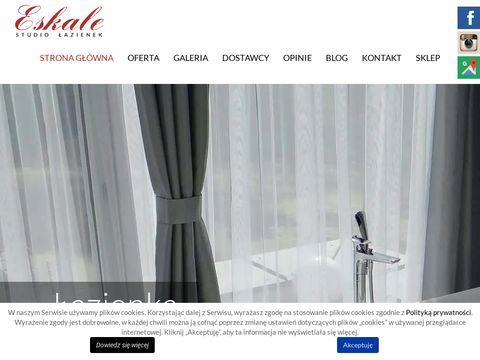 Eskale.pl salon łazienek Gdynia