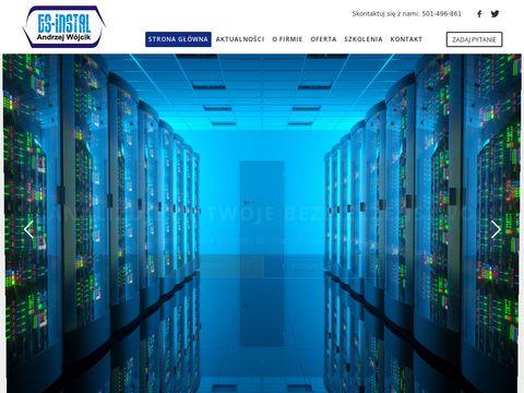 Audyt bezpieczeństwa informacji -esinstal.pl