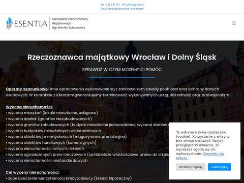 Esentia-wycena.pl