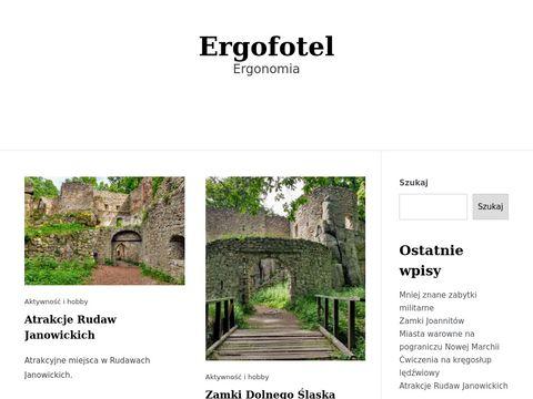 Ergofotel.pl - fotele biurowe