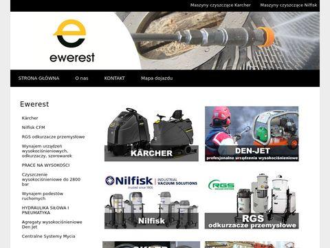 Ewerest.pl - czyszczenie przemysłowe