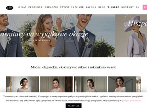 Evita.com.pl suknie ślubne