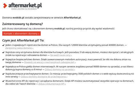 EvokKids.pl - fazy rozwojowe dziecka