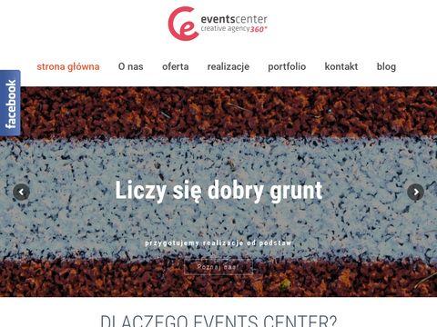Events Center Creative Agency - wieczór kawalerski poznań