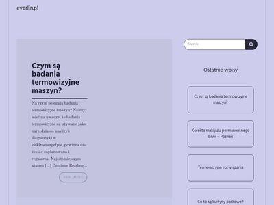 Everlin.pl - sznurek