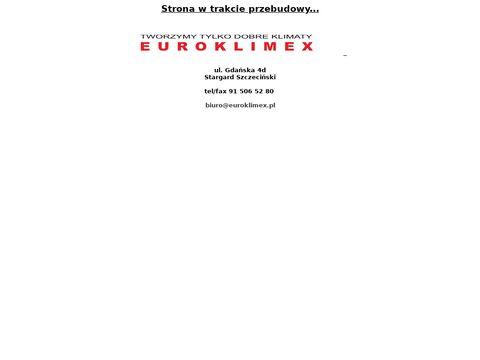 Euroklimex klimatyzacja montaż