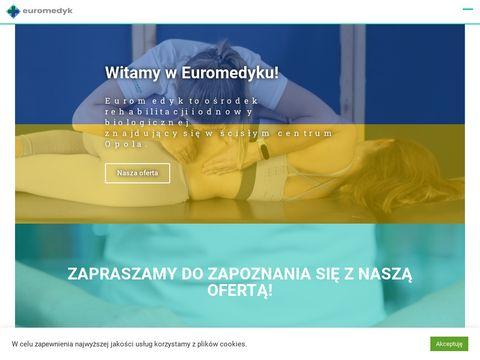 Basen Opole – odpoczynek w Euromedyku