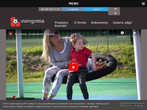 Eurogoma.pl - sztuczna trawa