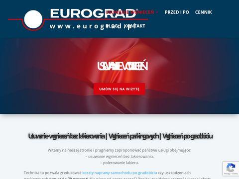 Euro Grad usuwane wgnieceń