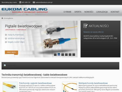 Eukom.com.pl pomiary kabli