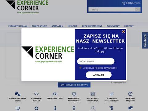 Experiencecorner.com