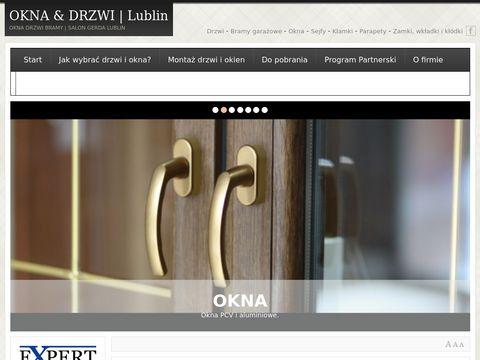 Expert-lublin.pl - drzwi wewnętrzne