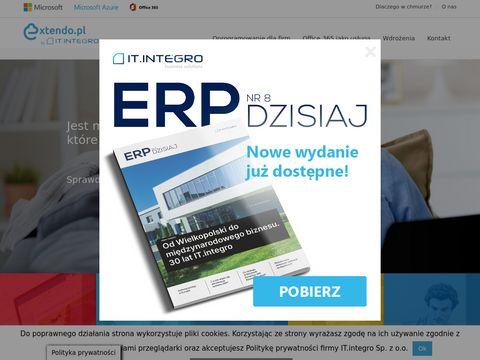Extendo.pl wdrożenia Office 365 dla firm