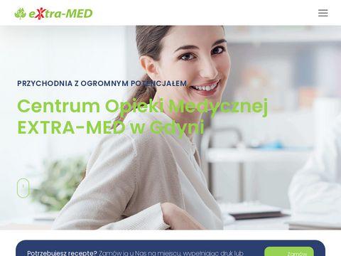 Extra-med.com.pl - chirurg naczyniowy