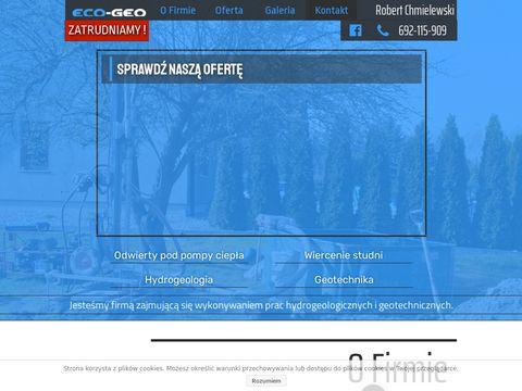 Eco-geo.pl - Studnie