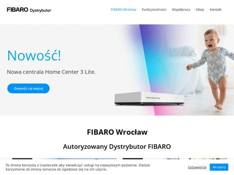 Inteligentny Budynek – Ecoring Wrocław