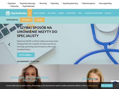 Psycholog Warszawa educatio.pl