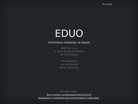 Eduo.pl korepetycje