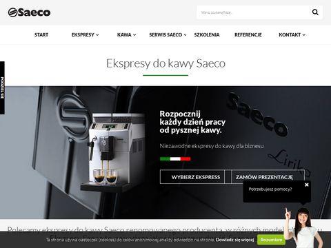 Ekspresysaeco.edu.pl - do kawy