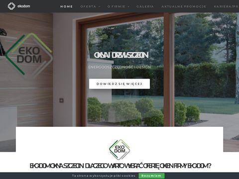 Eko-dom.szczecin.pl okna