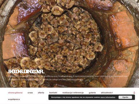 Ekoconsulting.com.pl decyzje środowiskowe