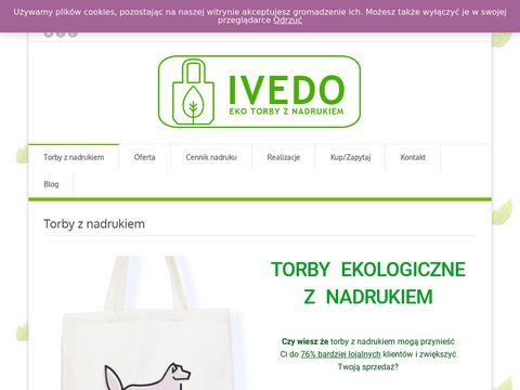 Ekologiczna-torba.pl - torby reklamowe