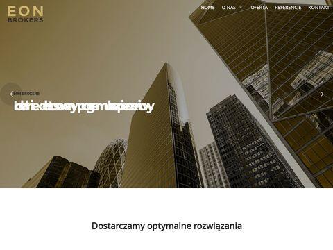 Brokerzy ubezpieczeniowi Śląsk eonbrokers.pl