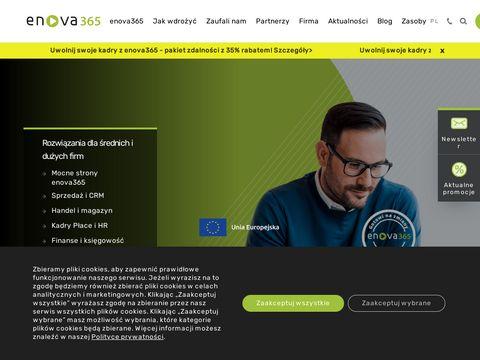 Enova.pl system finansowo księgowy
