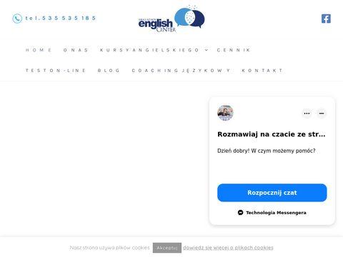 Ence.pl - szkoła językowa - Katowice
