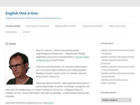 English One-2-One