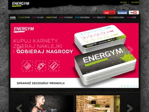 Energym.com.pl - crossfit Kraków