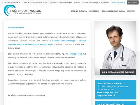 Endokrynolog-lodz.pl Endomedicus