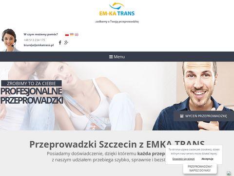 Em-Ka Trans M. WÓJCIK transport mebli Szczecin
