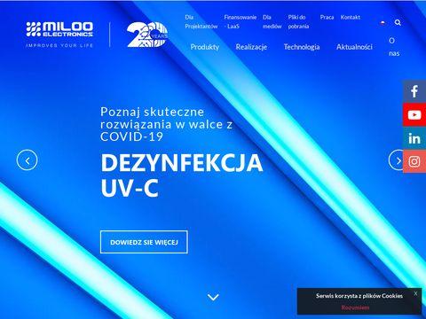 Emiloo.pl producent oświetlenia LED