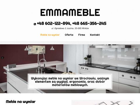 Emmameble.pl - na wymiar Wrocław