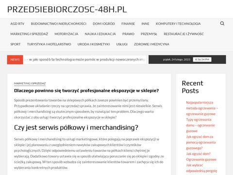 Embi-Marketing serwis półkowy Kraków
