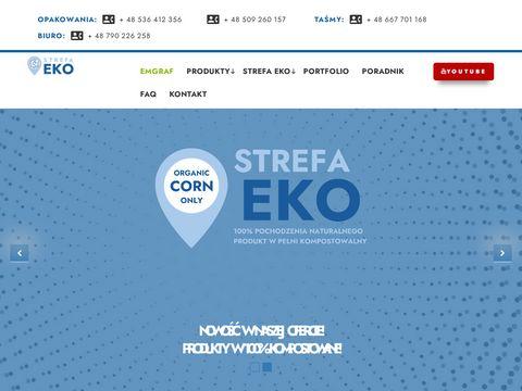 EmGRAF - reklamówki z nadrukiem