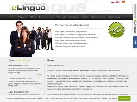Elingua centrum tłumaczeń językowych