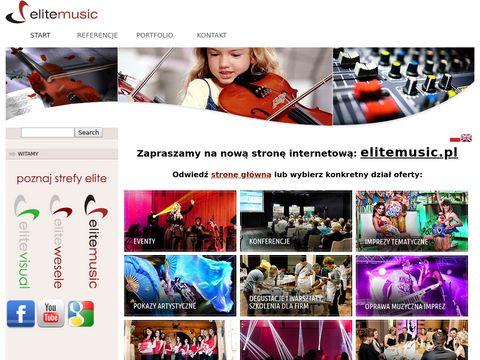 Elite-music.pl organizacja imprez, imprezy integracyjne