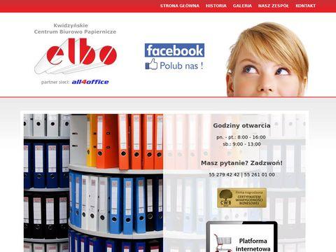 Elbokwidzyn.pl - artykuły biurowe