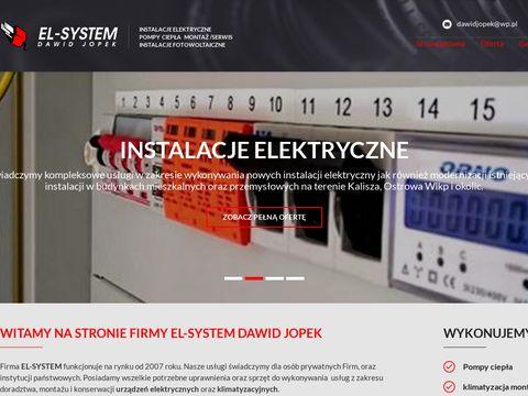 Elektrykkalisz.pl klimatyzacja Ostrów Wlkp